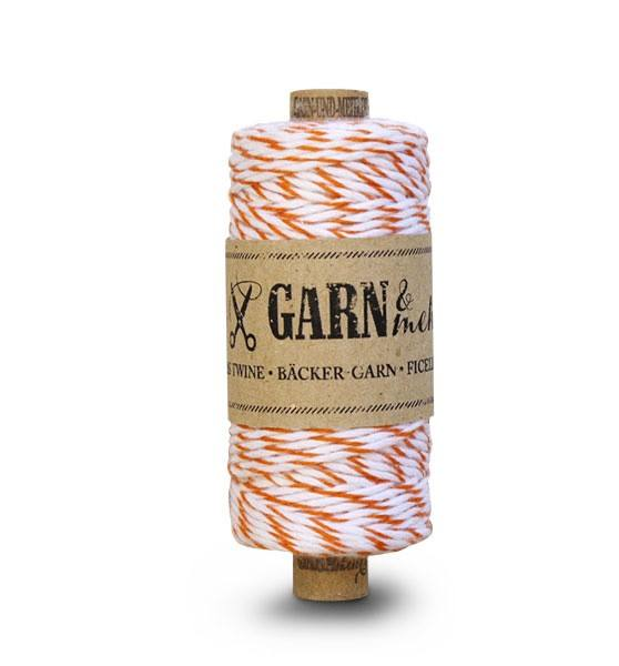 Bäcker Garn - Bakers Twine orange