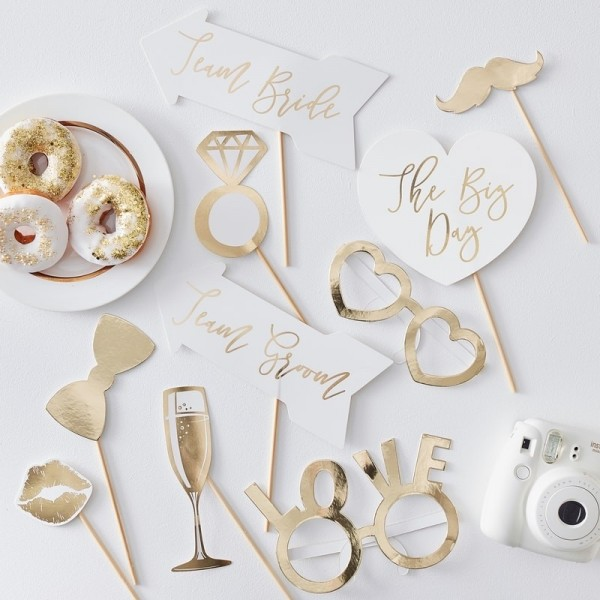 Photokit Gold Wedding
