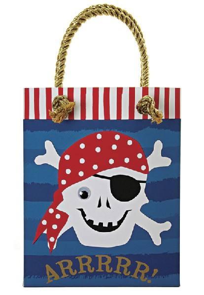 Meri Meri - Papiertüten Pirat