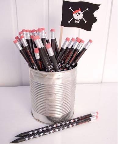 Krima & Isa - Bleistift Piraten