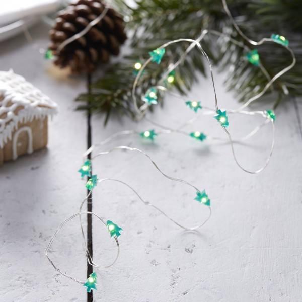 Rustic Christmas - Lichterkette