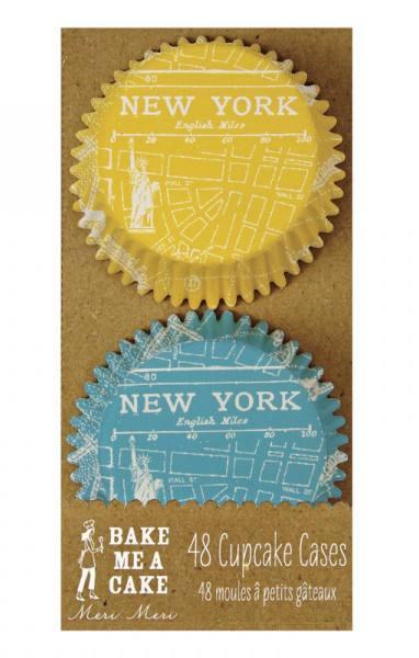 Meri Meri - Muffin Förmchen New York