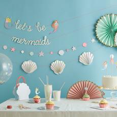 Meerjungfrau Geburtstag