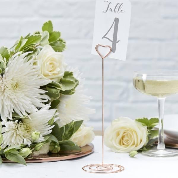 Bride to be Ständer rosegold