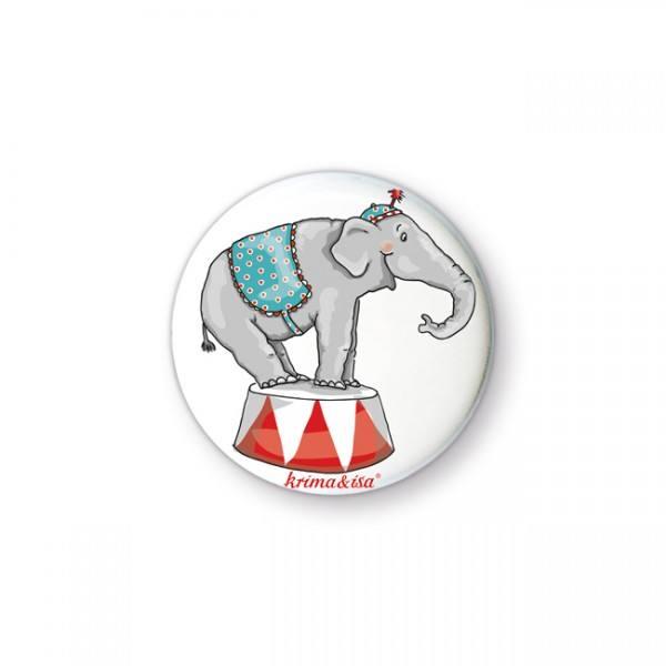 Krima & Isa - Button Zirkus Elefant