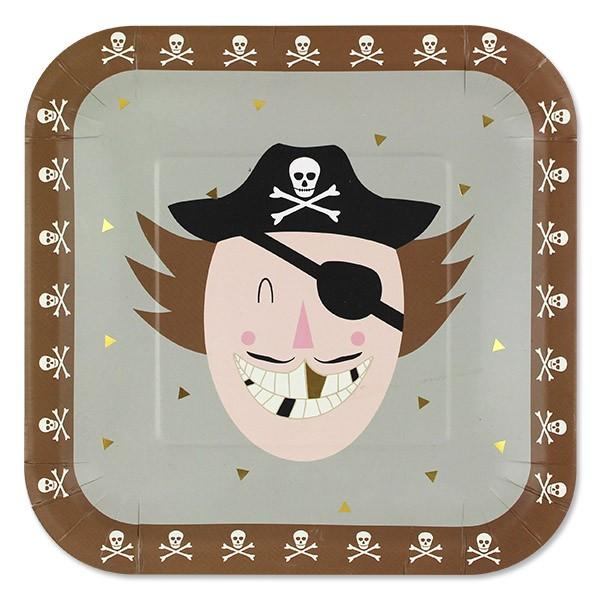 Ava & Yves Teller Pirat