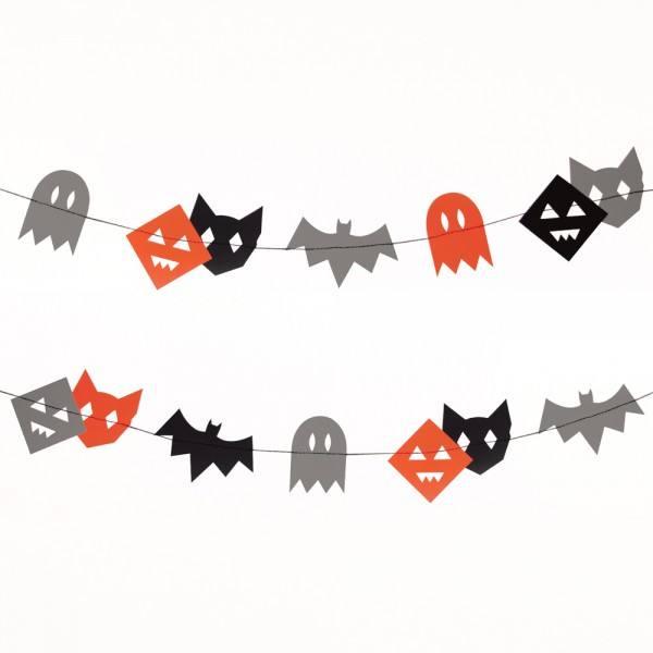 Little Girlande Halloween