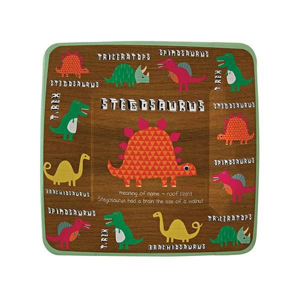 Meri Meri - Pappteller Dinosaurier Vers. II