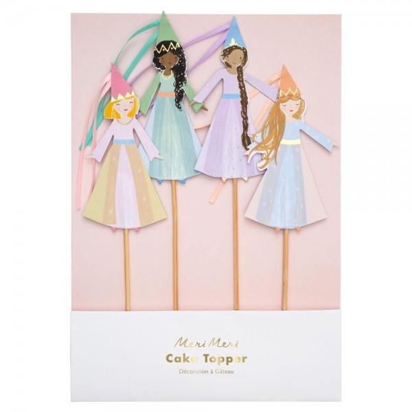Meri Meri - Topper Prinzessin Magical