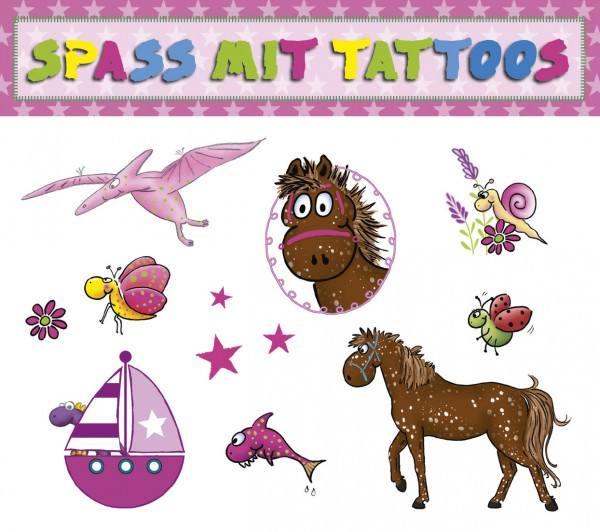 Tattoo Pony