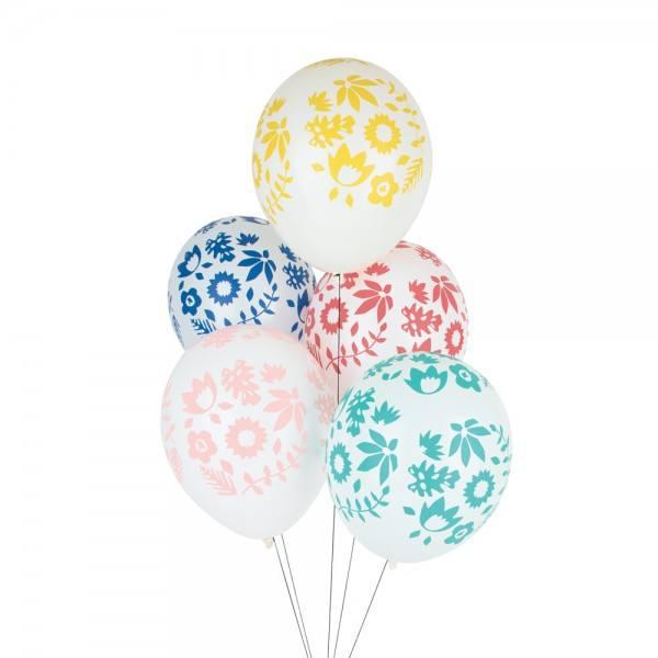 Little Luftballon Blumen