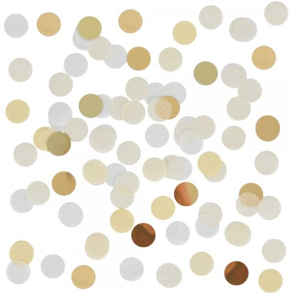 Confetti Mix Folie puder