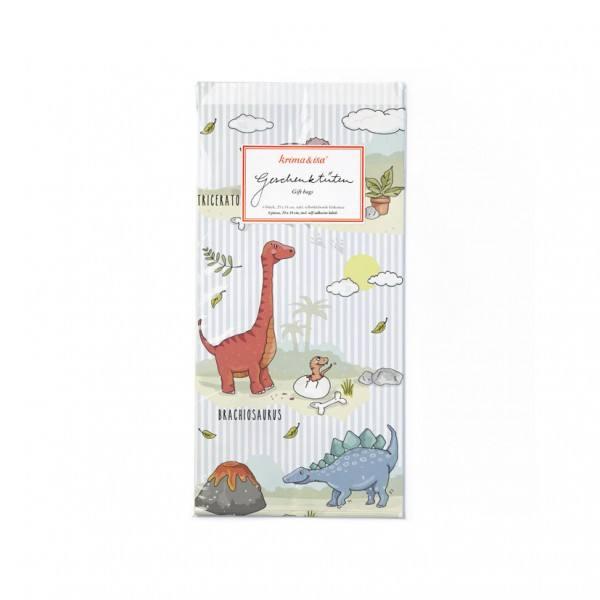 Krima & Isa Geschenktüten Dino