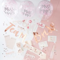 Pick & Mix - Partyset Junggeselinnenabschied