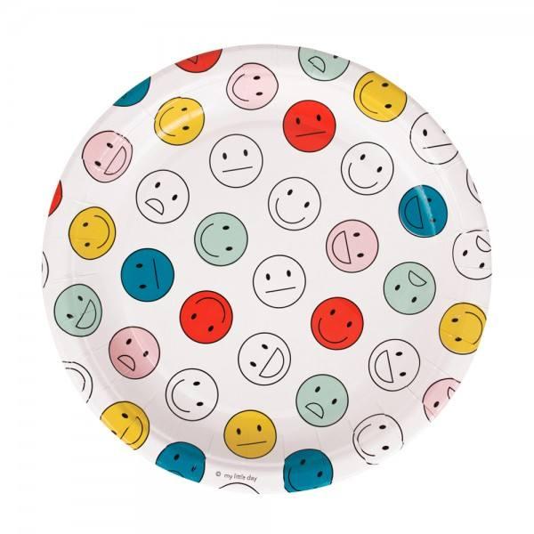 Teller Happy Faces