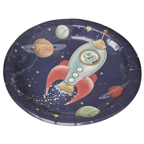 Space Adventure - Astronauten Teller