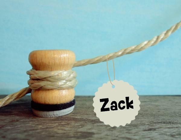 Stempel Zack