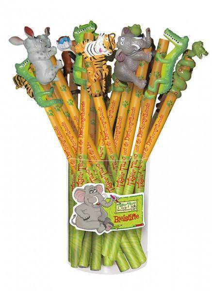 Bleistift Dschungeltiere
