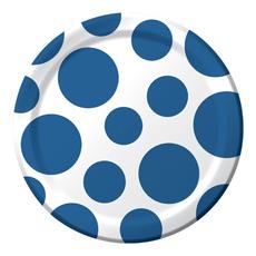 Chevron - Punkte - Streifen