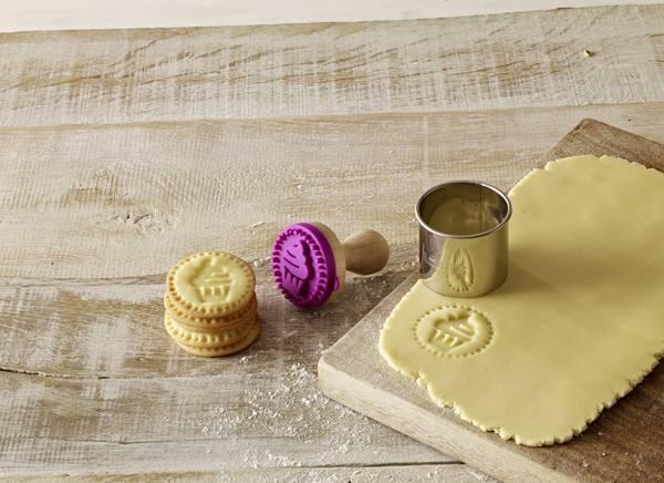 Mini Keks Stempel Cupcake
