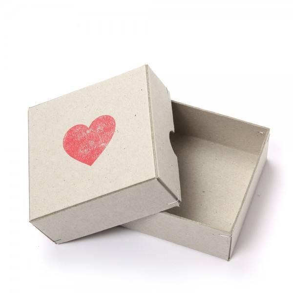 Botschaftsbox Herz