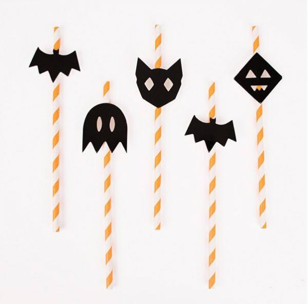 Little Strohhalme Halloween