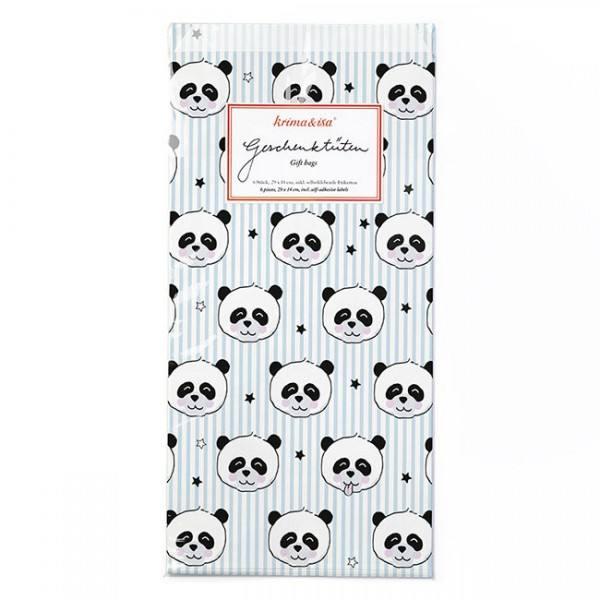 Krima & Isa Geschenktüten Panda