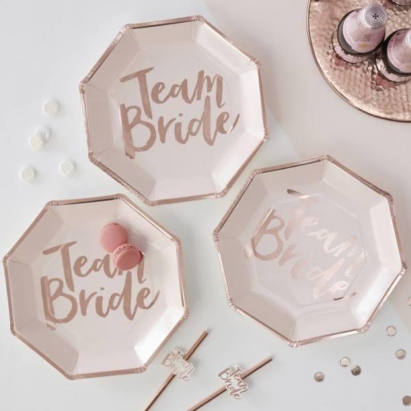 Team Bride Teller