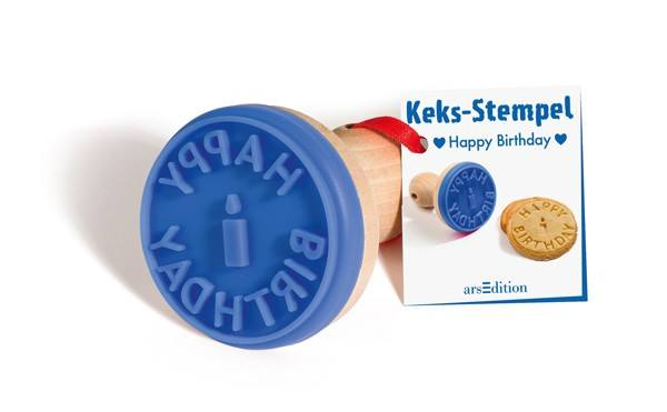 ars Keks Stempel Happy Birthday