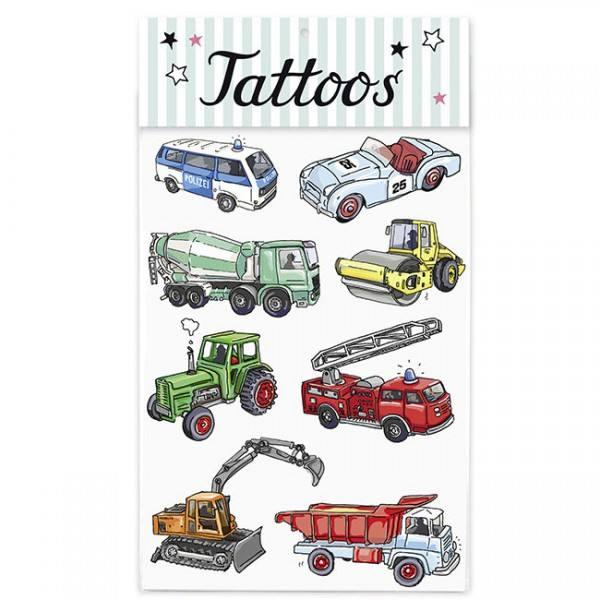 Krima & Isa Tattoo Fahrzeuge