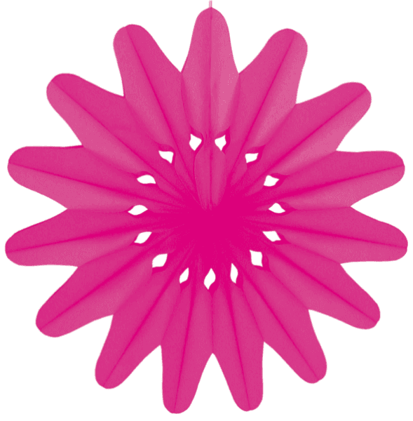 Stab Rosette pink