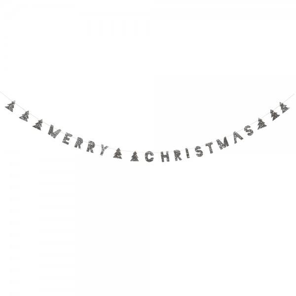 Meri Meri - Mini Girlande Merry Christmas