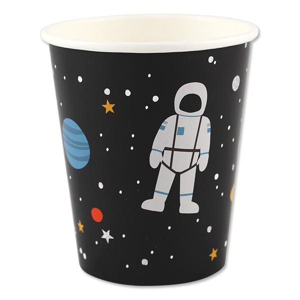Ava & Yves Becher Weltraum Space