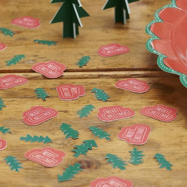 Christmas Patterns - Konfetti