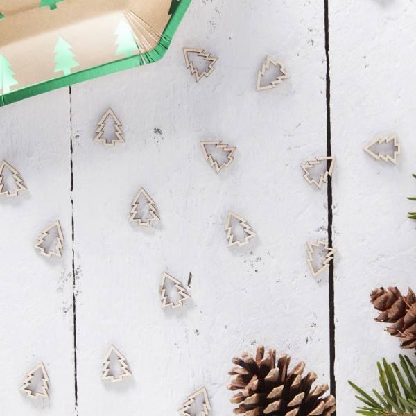 Rustic Christmas - Tannenbaum Confetti