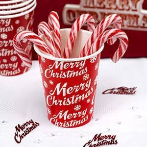 Becher Merry Christmas