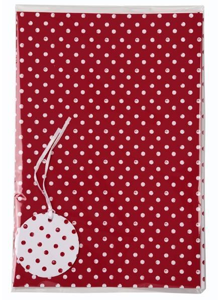 Knitted Geschenkpapier 2er Set