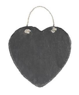 Schiefer Herz