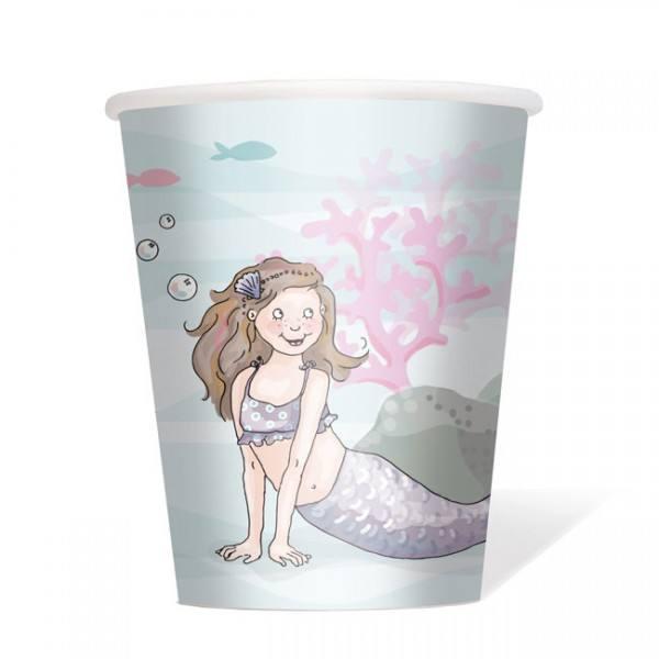 Krima & Isa - Becher Meerjungfrau