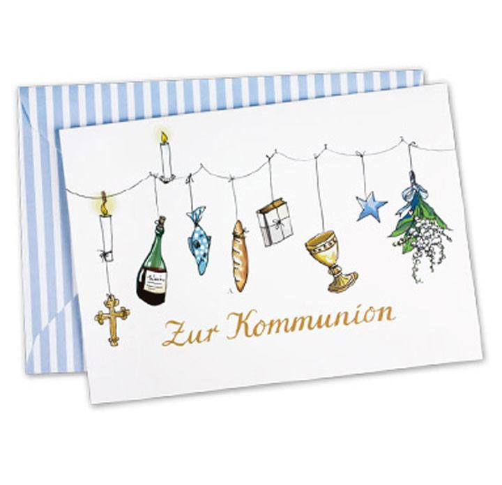 Konfirmation & Kommunion