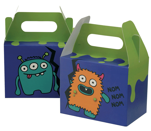 Monster Party Boxen