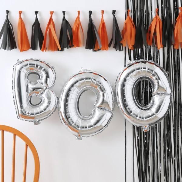 Pumpkin Party - Boo Ballons