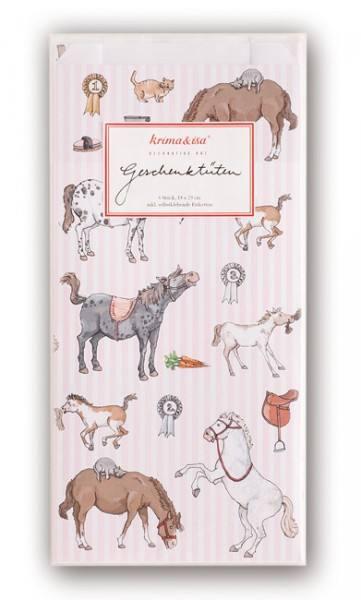 Krima & Isa Geschenktüten Pony