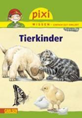 Pixi Wissen Tierkinder