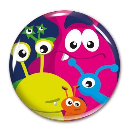 Button Monster