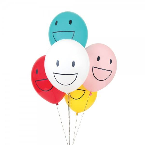 Little Luftballon Happy Faces