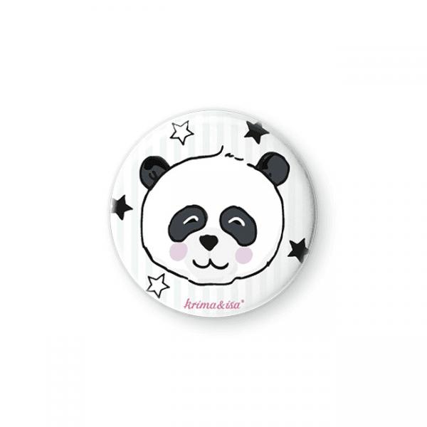 Krima & Isa - Button Panda