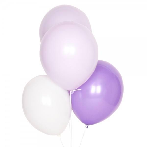 Little Luftballonset lila
