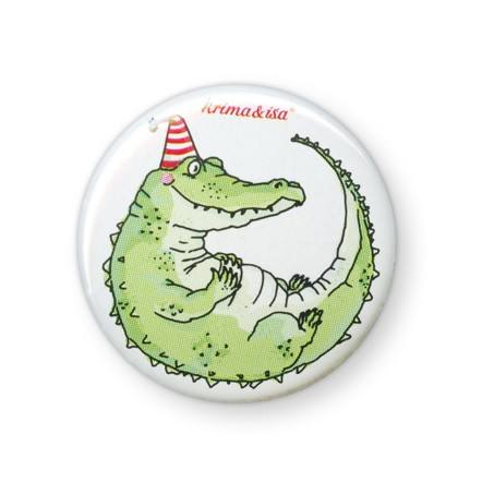 Krima & Isa - Button Krokodil