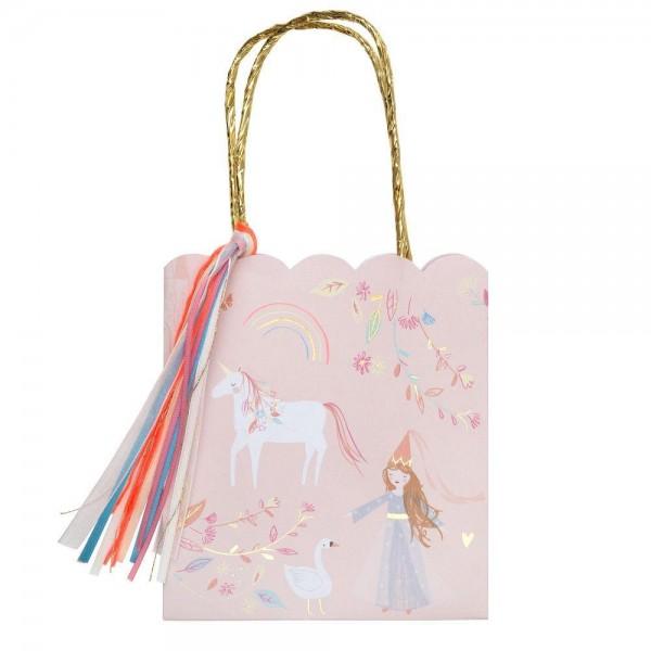 Meri Meri - Papiertüten Prinzessin Magical